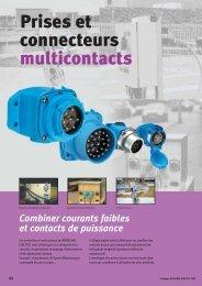 Prises et connecteurs multicontacts - Palissy Galvani