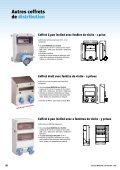 Coffrets de distribution - Palissy Galvani - Page 5