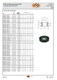PPLLLIIIOO® PLIO standard grommets DK - Palissy Galvani