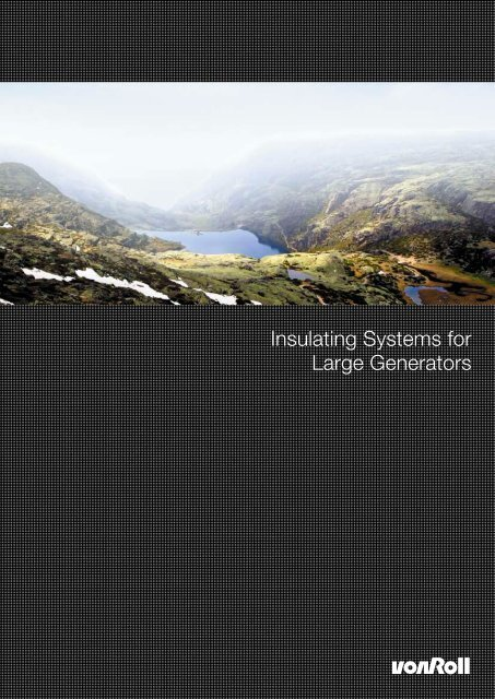 Insulating Systems for Large Generators - Palissy Galvani