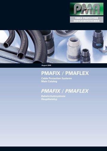 PMAFIX / PMAFLEX PMAFIX / PMAFLEX - Palissy Galvani