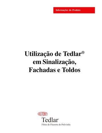 Utilização de Tedlar.p65 - Palissy Galvani