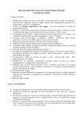 regolamento per viaggi d'istruzione , visite guidate, uscite didattiche - Page 4