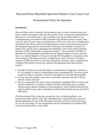 Resuscitationpolicy23Augus... - Palliativedrugs.com