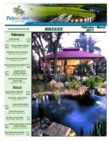 February - Palm-Aire Country Club