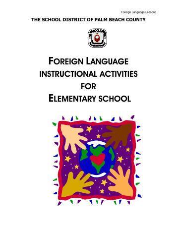 English I Through ESOL - The School District of Palm Beach ...