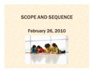 February 26, 2010 - The School District of Palm Beach County