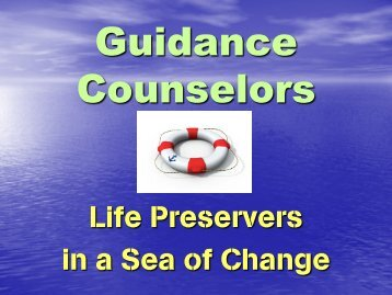 Guidance Counselors - The School District of Palm Beach County