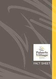 FACT SHEET - Palmela Village Golf Resort
