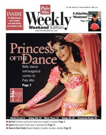 Fri cover 12/31/04 (Page 1) - Palo Alto Online