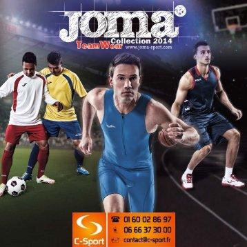 Joma 2014 : C-Sport.fr