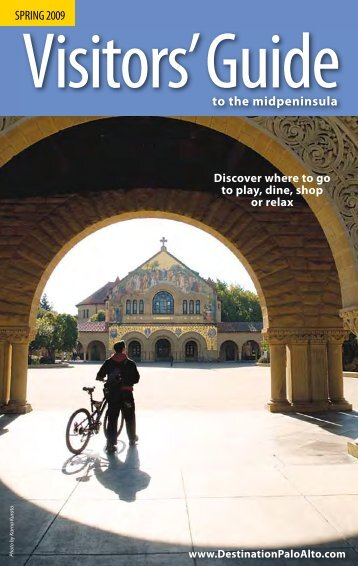 Visitors' Guide - Palo Alto Online