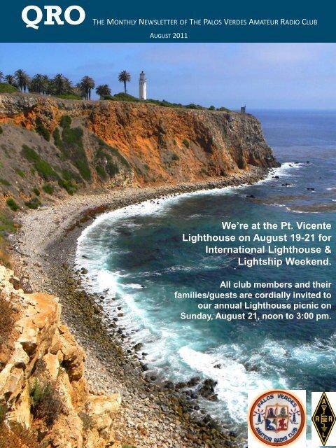 August - Palos Verdes on the Net