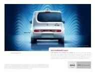 2011 Nissan cube® | Brochure | Nissan USA - Motorwebs
