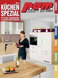 Wir lösen jede Küche ganz nach Ihren Wünschen: Mit ... - Pam
