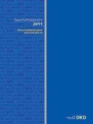 lagebericht 2011 - Dexia Hypothekenbank Berlin AG