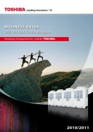 BUSINESS R410A 2010/2011