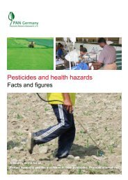 Pesticides and health hazards - Facts and figures - Pestizid Aktions ...
