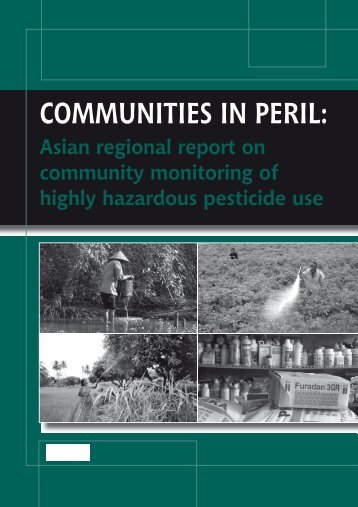 Communities in Peril: Asian regional report on community ...