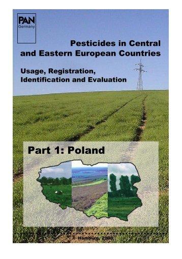 Part 1: Poland - Pestizid Aktions-Netzwerk eV