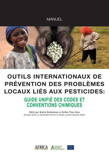 outils internationaux de prévention des problèmes - Pesticide Action ...