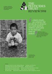 PDF 313 KB - Pesticide Action Network UK