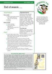September - Pesticide Action Network UK