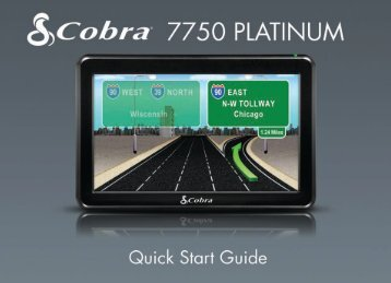 7750 PLT - Quick Start Guide