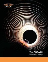 The Sheath Datasheet (PDF) - eV3