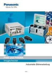Prospekt P400-Serie - Panasonic Electric Works Schweiz AG