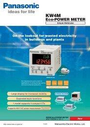 KW4M - Panasonic Electric Works CZ