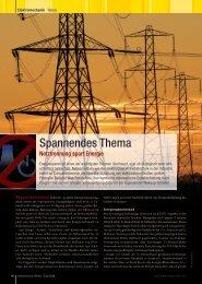 Netztrennung spart Energie - Panasonic Electric Works Schweiz AG