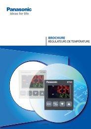 Vue d'ensemble régulateurs de température (2,11Mo) - Panasonic ...