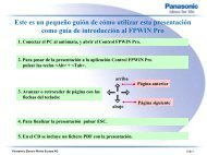 Control FPWIN Pro - Panasonic Electric Works Europe AG