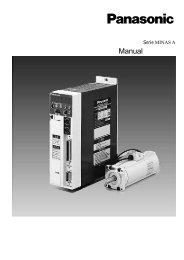Amplificador - Panasonic Electric Works Polska sp. z oo