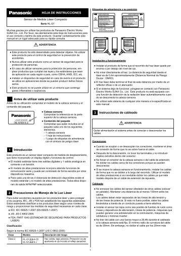 Seríe HL-G1 Hoja de Instrucciones - Produktinfo.conrad.com