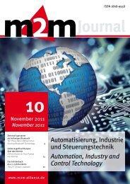 Download Heft 10/2011 - M2M Alliance