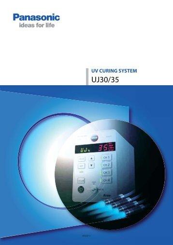 Data sheet Aicure UJ30/35 - Panasonic Electric Works Europe AG