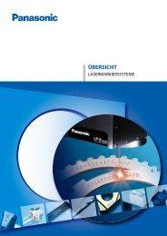 Übersicht Lasermarkiersysteme - Panasonic Electric Works Austria ...