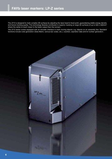 LP-Z series - Panasonic Electric Works Europe AG