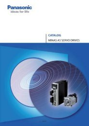 Download - Panasonic Electric Works Europe AG