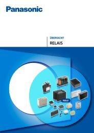 Relaisübersicht, 06/2012 (11,41MB) - Panasonic Electric Works ...