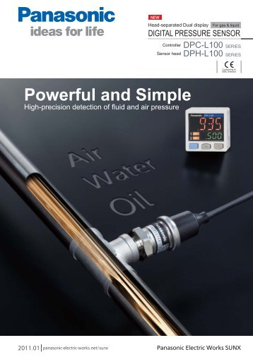 Catalog - Panasonic Electric Works Europe AG