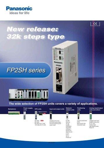 Flyer FP2SH 32K (FP2C2LJ) - Panasonic Electric Works Europe AG