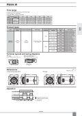 PM4H-W - analog timer - twin - Panasonic Electric Works Europe AG - Page 2