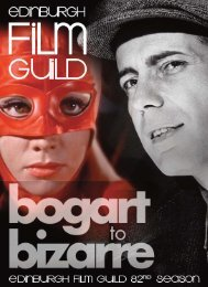 brochure2011v2:A5 Brochure.qxd - The Edinburgh Film Guild