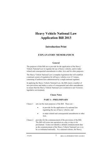 National Code Of Practice Heavy Vehicle Modifications Part