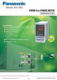 KW8M - Panasonic Electric Works Italia SRL
