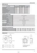 MA150 MA160 - Panasonic Electric Works Italia SRL - Page 2