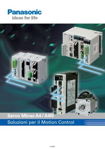 Motion Control - Panasonic Electric Works Italia SRL